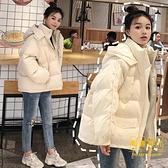 羽絨棉服棉衣韓版寬松面包服女冬裝外套短款棉襖加厚【輕奢時代】