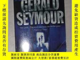 二手書博民逛書店英文原版罕見The Contract by Gerald Sey