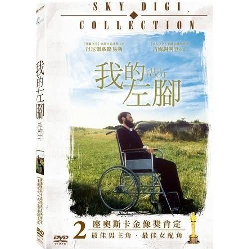 我的左腳 DVD    (購潮8)