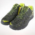 DIADORA 男慢跑鞋-綠-DA6AMR3125