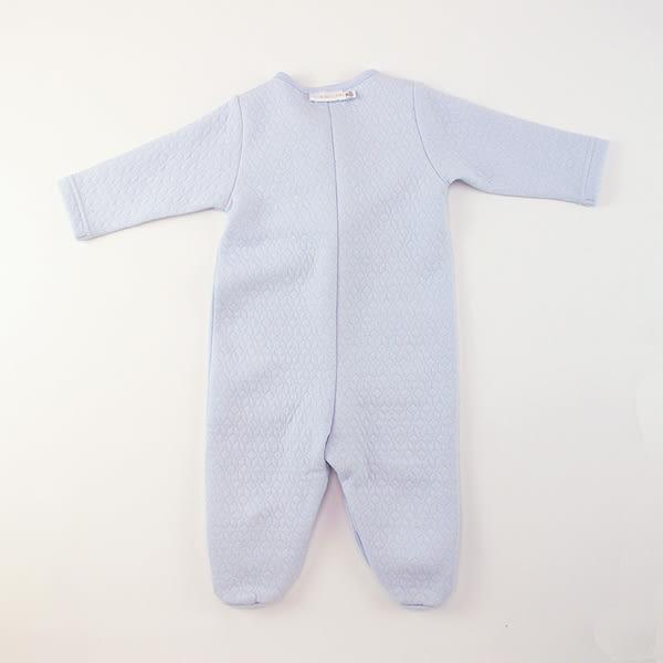 【愛的世界】包腳厚衣連褲/3M~1歲-中國製- ★幼服推薦