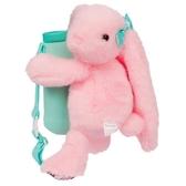FUNDAY- 抱抱小兔水壺袋(粉紅)