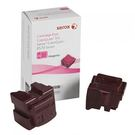 108R00942 FujiXerox 紅色蠟塊2塊裝 適用Color Qube 8570