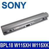 索尼 SONY VGP-BPL18 6芯 原廠電池 W117XC W119XJ W11AXJ W11S1E W125AA W218AGL W218JC W219AG W219AJ W21AAJ