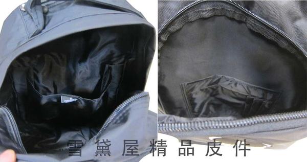 ~雪黛屋~CONFIDENCE 後背包台灣製造品質保證防水尼龍布外出運動多功能可放A4資夾胸前扣ACB5961
