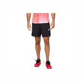 Asics Apparels [2041A135-001]男 短褲 運動 休閒 海外版 輕量 快乾 透氣 雙側口袋 黑