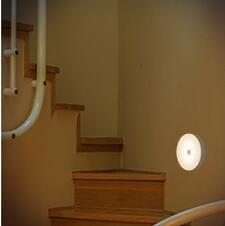 床頭燈 買一送一USB充電人體感應燈智能臥室床樓道衣柜宿舍節能磁吸小夜燈【快速出貨八折鉅惠】