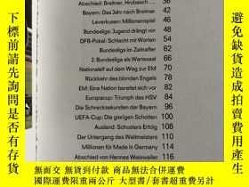二手書博民逛書店罕見KICKER原版德甲1983賽季總結畫冊Y178961 KI