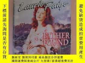 二手書博民逛書店Father罕見FoundY85718 Laurie Paige