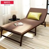 折疊床單人午休床雙人午睡床隱形床簡易床省空間的床午睡折疊躺椅jy【全館免運】