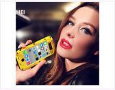 【預購】蘋果 iPhone 5C Love mei 三防直邊金屬殼 Apple 5c 防水/防摔/防刮手機保護殼