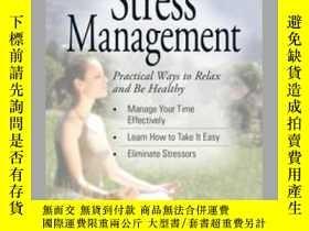 二手書博民逛書店Your罕見Guide to Health: Stress ManagementY410016 Eve Ada