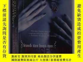 二手書博民逛書店英語原版罕見《 Possession 》(Blood Ties