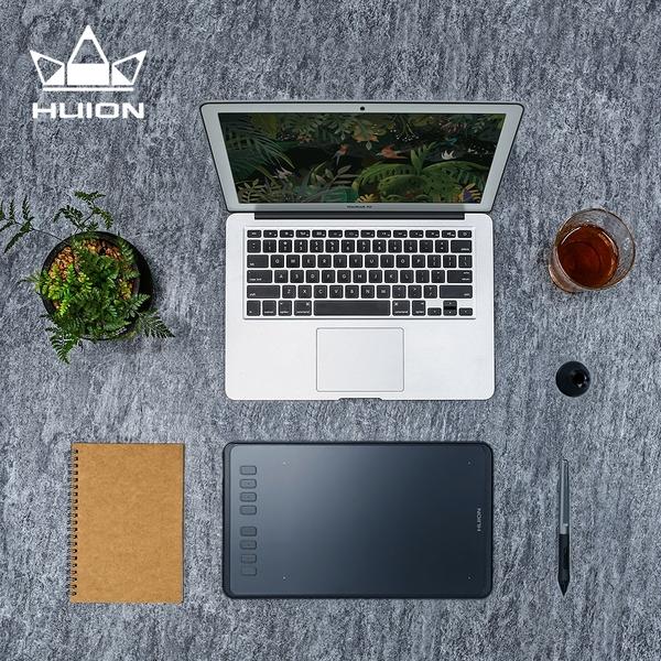 【意念數位館】HUION INSPIROY H950P 繪圖板 - 加贈專用保護套