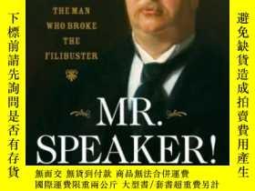 二手書博民逛書店Mr.罕見Speaker!Y364682 James Grant Simon & Schuster
