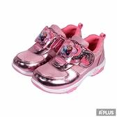 K-SHOES 童鞋 冰雪奇緣電燈鞋粉紅-X15013