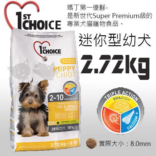 PetLand寵物樂園《瑪丁-第一優鮮》迷你型幼犬-雞肉配方-2.72KG