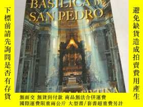 二手書博民逛書店LA罕見BASILICA DE SAN PEDROY246305