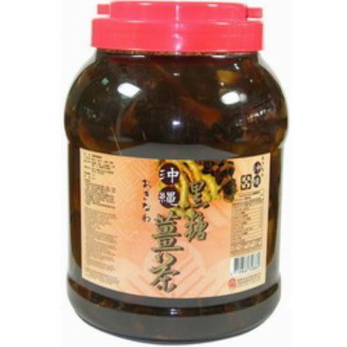 黑糖薑茶醬調味糖漿(4公斤/罐)--良鎂咖啡精品館(有效期限:2018/11/14)