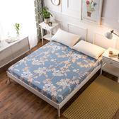 保潔墊 床笠單件床罩席夢思保護套 防塵罩床墊套1.8M1.5M1.2M卡通防滑罩『潮流世家』