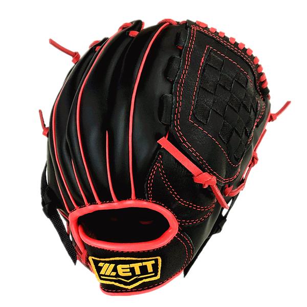 日本捷多ZETT JFITS 少年真皮款全場通用棒壘球手套 樂事館新品