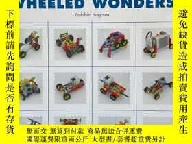 二手書博民逛書店The罕見LEGO Technic Idea Book - Wheeled wondersY387787 Yo