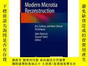 二手書博民逛書店Modern罕見Microtia Reconstruction: