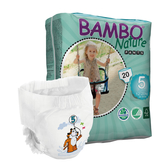 BAMBO 伴寶樂 嬰兒拉拉褲 Junior-5號 (20片/包X5包/箱) Abena 丹麥進口【杏一】
