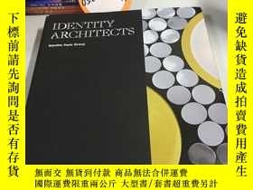 二手書博民逛書店Identity罕見Architects: Ippolito F