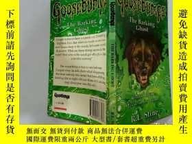 二手書博民逛書店The罕見Barking Ghost: 狂吠的幽靈Y200392