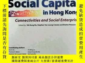 二手書博民逛書店Social罕見Capital in Hong Kong―Con