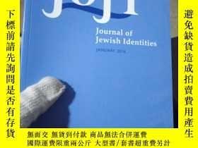 二手書博民逛書店Journal罕見of Jewish IdentitiesY15