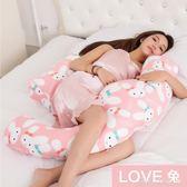 孕婦枕護腰枕側臥枕孕婦枕頭側睡枕靠墊用品 多功能抱枕早秋促銷 igo
