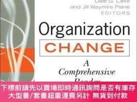 二手書博民逛書店預訂Organization罕見Change: A Comprehensive Reader (W Website