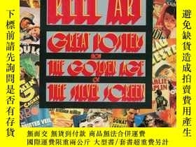 二手書博民逛書店Reel罕見Art: Great Posters From Th