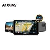 【旭益汽車百貨】PAPAGO WAYGO!730 7吋WIF衛星導航+1080P行車紀錄器