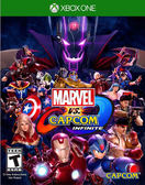 X1 Marvel vs. Capcom: Infinite(美版代購)