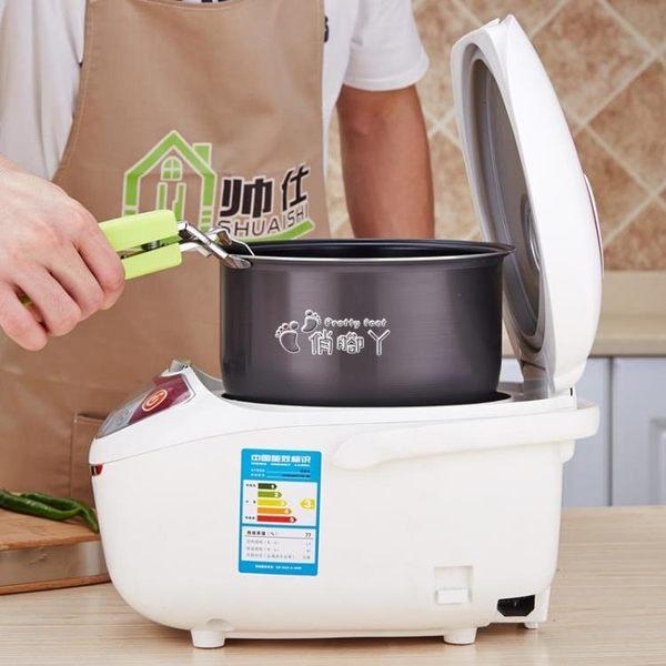 防燙夾取碗器砂鍋夾子夾碗器提碗器廚房夾子夾盤器碗碟夾取碗夾子 俏腳丫