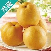 【台灣】黃金高接梨1KG±10%(4~5入)/盒【愛買冷藏】