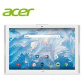 【acer 宏碁】Iconia One 10 B3-A40 10吋四核平板 白