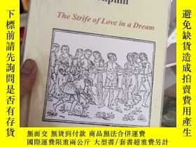 二手書博民逛書店the罕見strife of love in a dreamY2