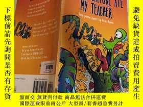 二手書博民逛書店a罕見sea creature ate my teacher 一個海洋生物吃掉了我的老師Y200392
