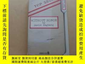 二手書博民逛書店TOP罕見SECRET WITHOUT HONORY2931 David Hagberg NEW YORK