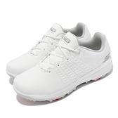 Skechers 高爾夫球鞋 Go Golf Jasmine 女鞋 全白 防水 軟釘 【ACS】 123001-WHT