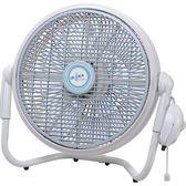【中彰投電器】伊娜卡(14吋)多樣式循環涼風扇,ST-5189【全館刷卡分期+免運費】