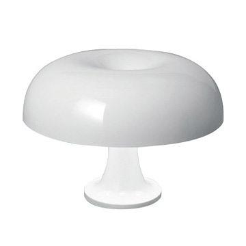 義大利 Artemide Nessino Table Lamp 蘑菇 桌燈