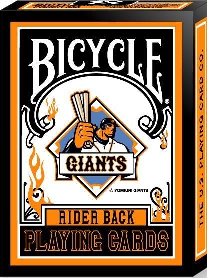 【USPCC撲克館】撲克牌BICYCLE巨人橘底橘邊限量