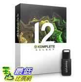 [8美國直購] 暢銷軟體 Native Instruments Komplete 12 Select Software Suite B07GY7JWDN