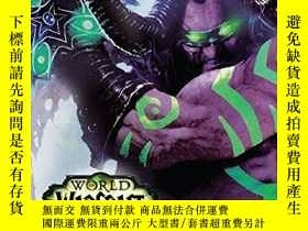 二手書博民逛書店德文《World罕見of Warcraft: Illidan (