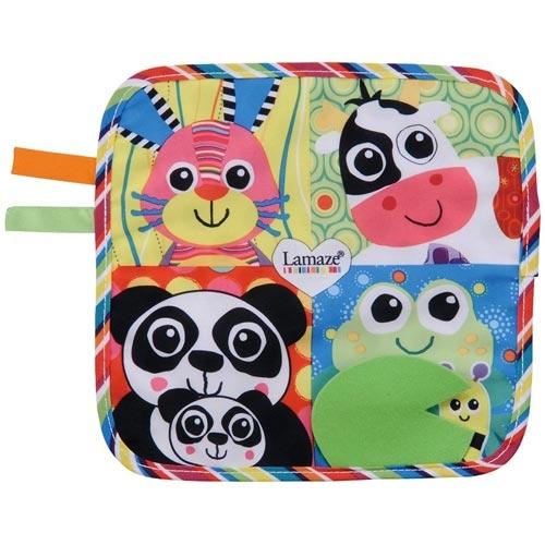 Lamaze拉梅茲嬰幼兒玩具 拉梅茲精選禮盒_LC49551